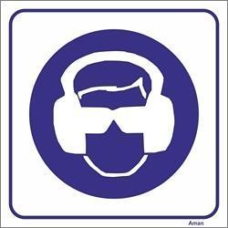 bb82d369e17bc Aman.pt -  outlet  Uso obrigatório de óculos e auriculares de proteção