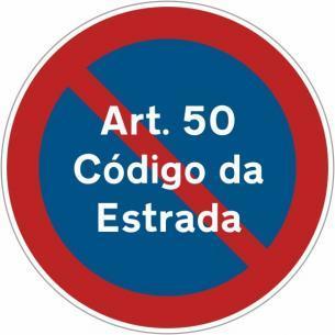 artigo 50 codigo estrada